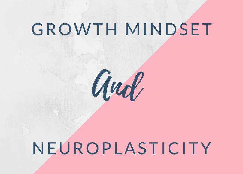 Growth mindset and neuroplasticity