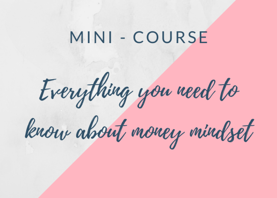 Everything you need to know about money mindset